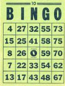 carte bingo