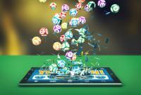 tablette boules bingo